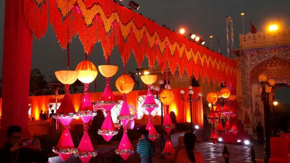 Hinduja Wedding at Udaipur