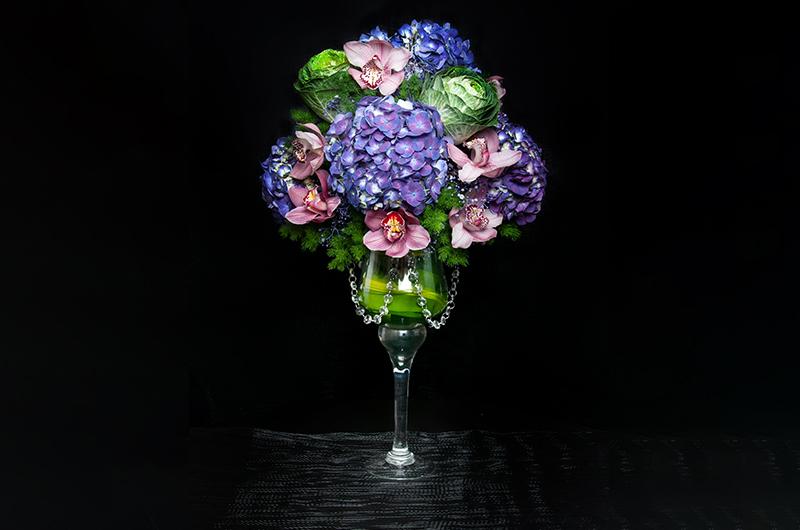 colourful Flower Bouquet - Spree Designs