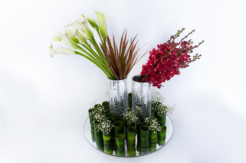 Lilies Flower Bouquet - Spree Designs